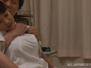 japanese milf gets drilled hard