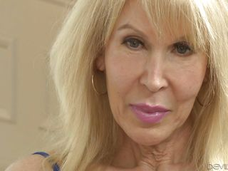 mommy feels horny after watching us having sex @ mommy likes to watch